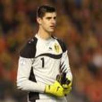 Father denies Courtois Real rumours