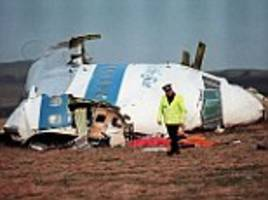 Iran blew up Lockerbie jet: Ayatollah used Syrian-based terror group to bomb Pan Am 108 in revenge for attack on airliner