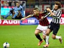 Atletico Madrid vs AC Milan: Adel Taarabt leaves QPR troubles behind him as he prepares for Champions League destiny