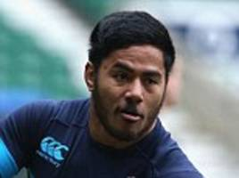 SIX NATIONS 2014: Manu Tuilagi set for England return against Italy as Alex Goode makes way for Leicester centre