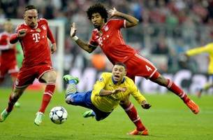 Champions League: Highlights of Bayern's aggregate win over Arsenal