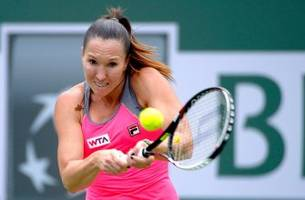 Jelena Jankovic beats Caroline Wozniacki at Indian Wells
