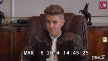 NEW VIDEO: Justin Bieber Explains Why It's Hard to Be Biebs