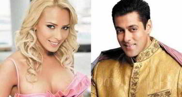 Iulia Vantur – the perfect 'fit' match for Salman Khan?