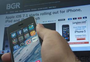 iOS 7.1 review: Apple finally gets it right with iOS 7