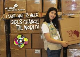 girl scouts community partnership luncheon i can't wait to help girls change the world!