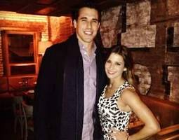 Alicia Sacramone Marries Brady Quinn