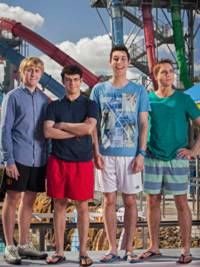 The Inbetweeners 2 release date confirmed, set to land in cinemas on 6 August 2014