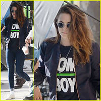 kristen stewart is a tom boy, but isn't endorsing nike!