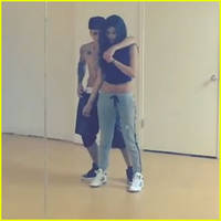 Justin Bieber & Selena Gomez Get Cozy on the Dance Floor (Videos)