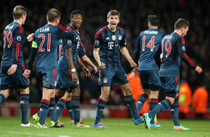Bayern Munich vs Arsenal UEFA Champions League Match: Date, Time, Venue, TV Channel, Live Streaming, Preview